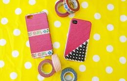 Tự thiết kế vỏ cho điện thoại iPhone - Tại sao không?