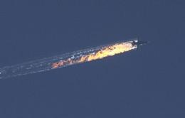 Nga lên án vụ máy bay quân sự Su-24 bị bắn rơi