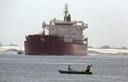 Ai Cập hoàn thành xây dựng kênh đào Suez mới