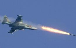 Nga bắt đầu không kích IS tại Syria