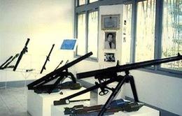 Người chế tạo súng chống tăng giữa rừng Sác