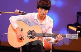 Đêm diễn ấn tượng của thần đồng guitar Hàn Quốc tại Việt Nam