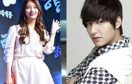 Lee Min Ho là người chủ động tán tỉnh Suzy