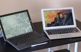 iPad Pro, Microsoft Surface Pro 3 và Macbook Air: Bạn chọn sản phẩm nào?