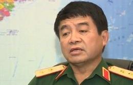 Trung tướng Võ Văn Tuấn: Khả năng sống sót của 2 phi công gần như không còn