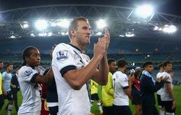 Sao trẻ Harry Kane hãnh diện khi được Man Utd hỏi thăm