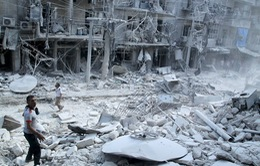 EU, Iran hối thúc chấm dứt cuộc chiến tại Syria