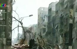 Thỏa thuận ngừng bắn tạm thời tại Syria