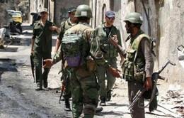 Quân đội Syria giành lại thị trấn chiến lược Maydaa