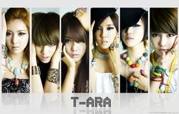 Hôm nay (9/1), nhóm nhạc Hàn Quốc T-ara đến Việt Nam