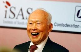 """Lý Quang Diệu – """"Kiến trúc sư trưởng"""" cho sự phát triển của Singapore"""