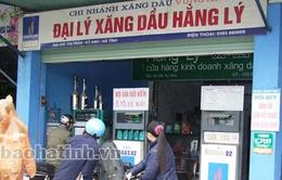 Hà Tĩnh: Nhiều cây xăng bị tước giấy phép vẫn hoạt động