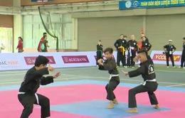 Võ cổ truyền Việt Nam chứng tỏ thế mạnh tại Đại hội quốc tế