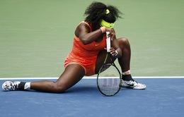 US Open 2015: Serena thua tức tưởi ở bán kết; Chung kết sẽ toàn Ý