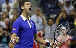 Vượt ải Federer, Djokovic lần thứ 2 đăng quang tại US Open