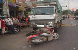 Bình Dương: Tai nạn liên hoàn trên QL13, 6 người thương vong