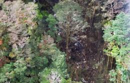 Tìm thấy toàn bộ 54 thi thể nạn nhân trong vụ tai nạn máy bay Indonesia
