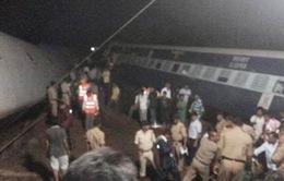 Tai nạn tàu hỏa tại Ấn Độ, 20 người thiệt mạng