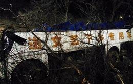 Trung Quốc: Tai nạn xe buýt làm 20 người thiệt mạng