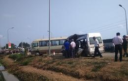 Xác định nguyên nhân vụ tai nạn xe khách trên Quốc lộ 32