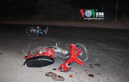 TP.HCM: Va chạm liên hoàn, một nạn nhân đứt lìa 3 ngón chân