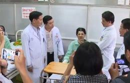 TP.HCM: Tái tạo thành công khuôn mặt bệnh nhân bị phá hủy do nổ đạn