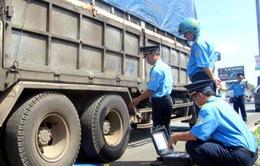 Kiểm soát chặt tải trọng xe ngay từ đầu nguồn hàng