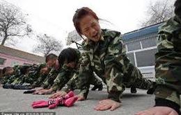 Trung Quốc mở trại huấn luyện cho trẻ em nghiện internet