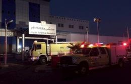 Cháy bệnh viện tại Saudi Arabia, 25 người thiệt mạng