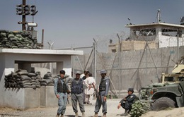 Afghanistan: Taliban tấn công nhà tù, giải thoát hàng trăm tù nhân