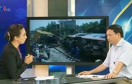 Tai nạn đường sắt tăng cao: Do nhiều đường ngang dân sinh?
