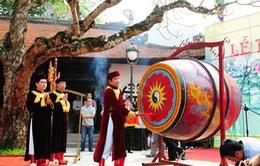 Du khách nô nức về dự khai hội Tây Thiên 2015
