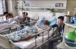 Trung Quốc: Tấn công bằng dao ở ga tàu hỏa, 9 người bị thương