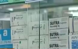 Rút đăng ký lưu hành 51 loại tân dược