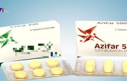 Rút hồ sơ đăng ký lưu hành hơn 50 loại thuốc