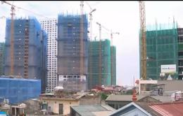 Hiểm họa khôn lường từ các công trình cao tầng tại Hà Nội