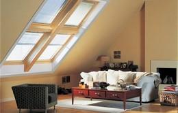 Biến tầng áp mái trong nhà thành nơi nghỉ ngơi lý tưởng