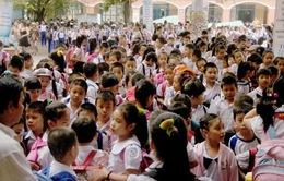 TP.HCM: Sĩ số học sinh bậc phổ thông tăng vọt