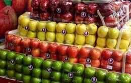 Rà soát các doanh nghiệp nhập khẩu táo từ Mỹ
