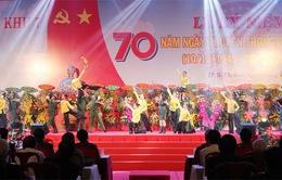 Kỷ niệm 70 năm Ngày truyền thống Quân khu 7