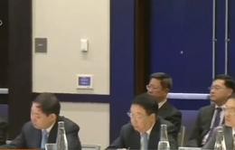 Trung Quốc - Mỹ thảo luận hợp tác kinh tế