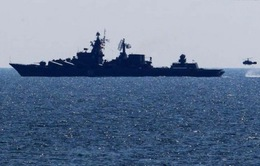 Ai Cập và Saudi Arabia tập trận hải quân chung