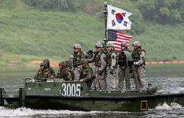 Hàn Quốc tập trận quy mô lớn