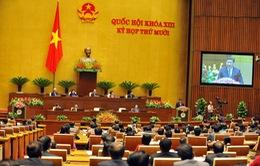 Tổng Bí thư, Chủ tịch Trung Quốc Tập Cận Bình phát biểu trước Quốc hội Việt Nam