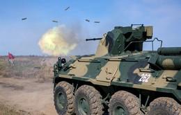 Quân đội Nga tập trận tại Chechnya