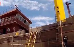 Bọc composite cho tàu cá - triển vọng mới cho ngư dân đánh bắt xa bờ