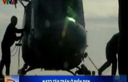 NATO tập trận ở Biển Đen