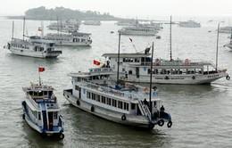 Dừng hoạt động tàu không lắp thiết bị xử lý nước thải