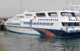 Indonesia vớt được 3 thi thể của vụ tai nạn tàu thủy