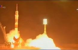 """Tàu vũ trụ """"Liên hợp"""" kết nối thành công với ISS"""